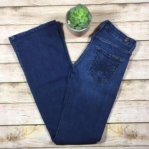 7 for All Mankind 'A' Pocket Jeans Size 25